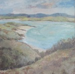 "Donegal landscape ""View over Ards"" by Seamus Gallagher"